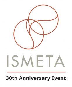ISMETA 30th Anniversary Logo
